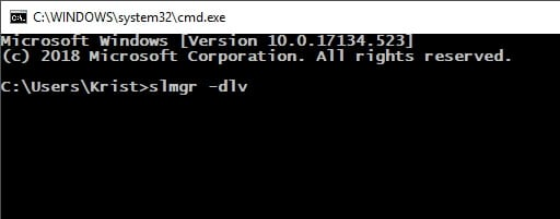 Cara Mengetahui Jenis Lisensi Windows 10 Kamu (RETAIL, OEM, VOLUME) - jenis lisensi windows 10 2