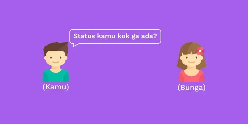 Tidak Bisa Melihat Status Teman, status whatsapp dikecualikan,
