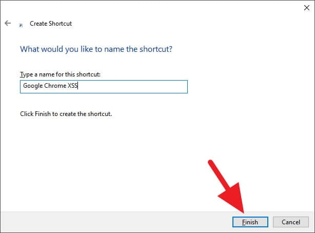 ERR_BLOCKED_BY_XSS_AUDITOR Chrome