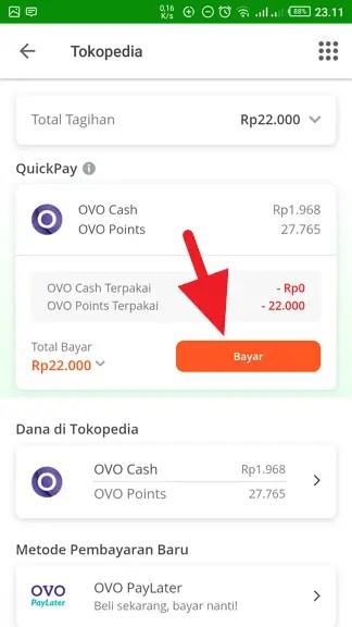 Cara Beli Voucher Google Play dengan OVO Points (2019) - Beli Google Play OVO Points 4