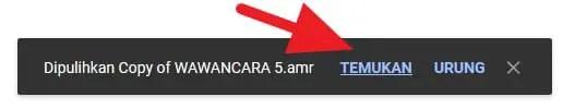 Cara Mengembalikan File yang Terhapus di Google Drive (7 LANGKAH) 8