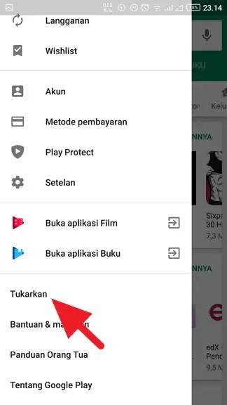 Cara Beli Voucher Google Play dengan OVO Points (2019) - Redeem Kode Voucher Google Play 5