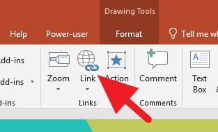 Hyperlink PowerPoint