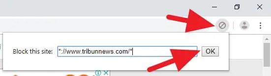 3 Cara Blokir Situs Tertentu dari Hasil Pencarian Google 4