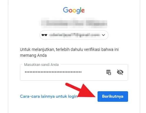 3 Cara Melihat Password Tersimpan Chrome Android & PC 16