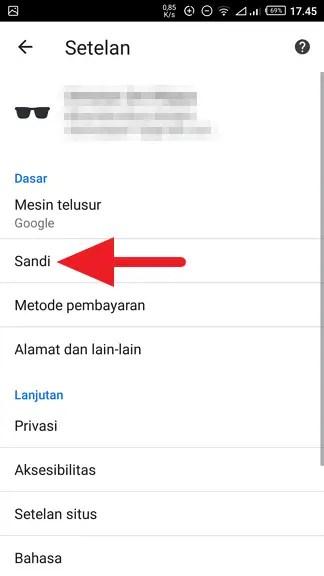 3 Cara Melihat Password Tersimpan Chrome Android & PC 3