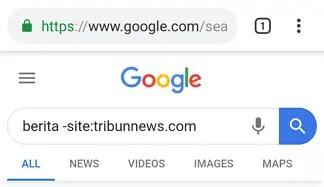 3 Cara Blokir Situs Tertentu dari Hasil Pencarian Google 7
