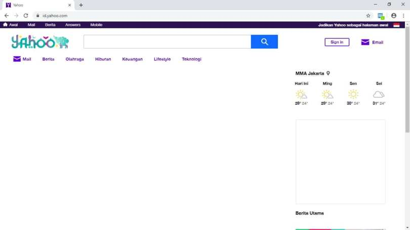 Cara Menghilangkan Berita di Yahoo! PC - Menghilangkan Berita Yahoo 6