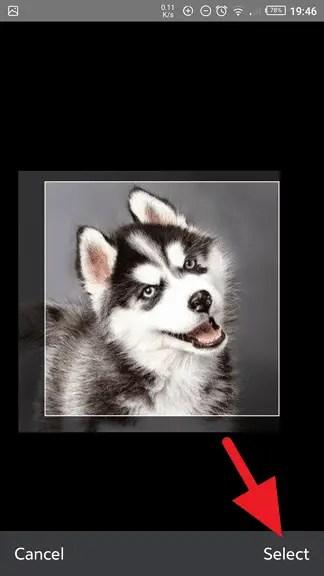 Cara Ganti Foto Profil Joox Sesuai Keinginan 6