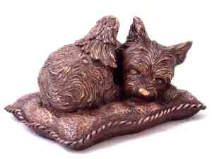Yorkshire Terrier Angel Pillow