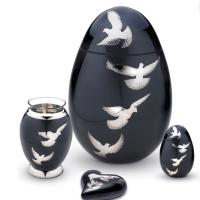 Flying Doves to Heaven