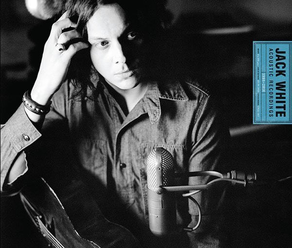It's here 🎤 Jack White…