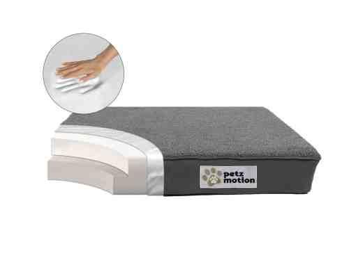 dog mattress inside