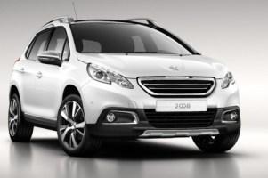 Znamy wygląd Peugeota 2008