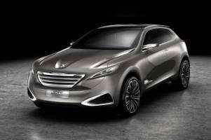 SUV klasy premium od Peugeota