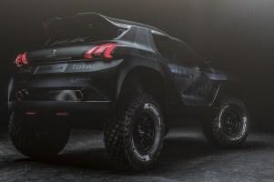 Znamy wygląd samochodu na Dakar!