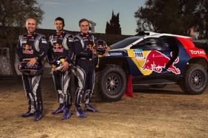 Peugeot 2008 DKR oficjalnie zaprezentowany