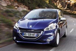 Peugeot 208 po faceliftingu nadchodzi
