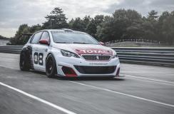 Peugeot 308 Racing Cup zadebiutuje we Frankfurcie