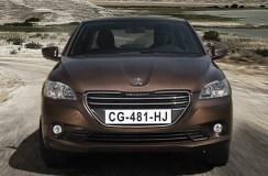 Peugeot 301 po faceliftingu