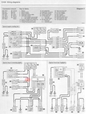 206 GTi Reverse Lights Not Working