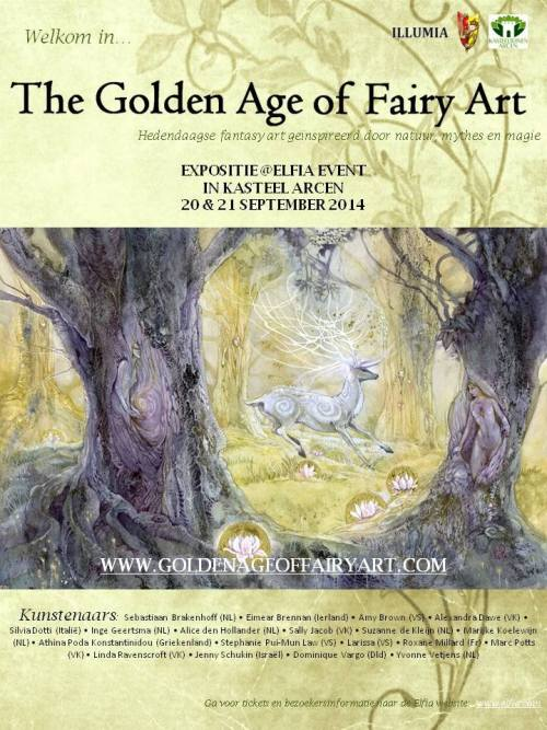goldenageoffairyart