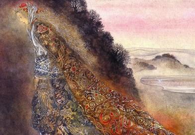 La grâce elfique de Sulamith Wülfing