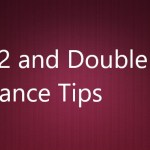 9th  March 2020 1X2 and Double Chance Tips