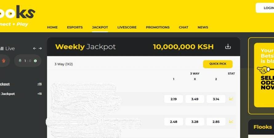 29th & 1st February,March 2020 Flooks Bet Jackpot Predictions