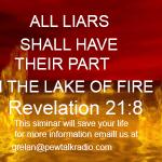 Revelations 21:8
