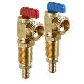 dahl Outlet Box Valves