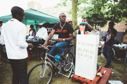 Pempeople Pedal Powered Smoothies
