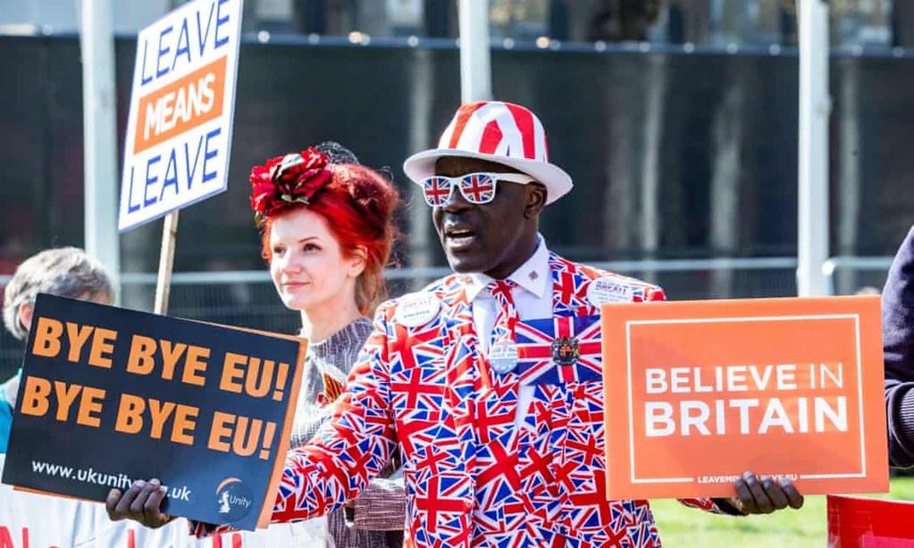 brexit party photo