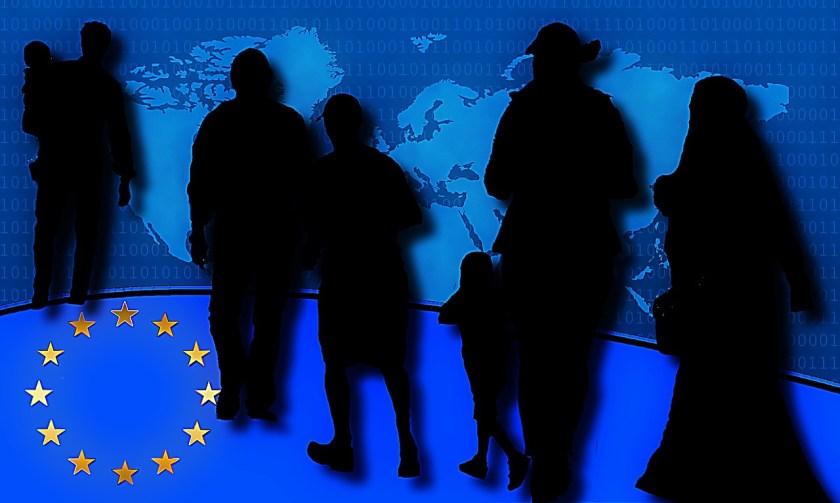 zuwanderung photo