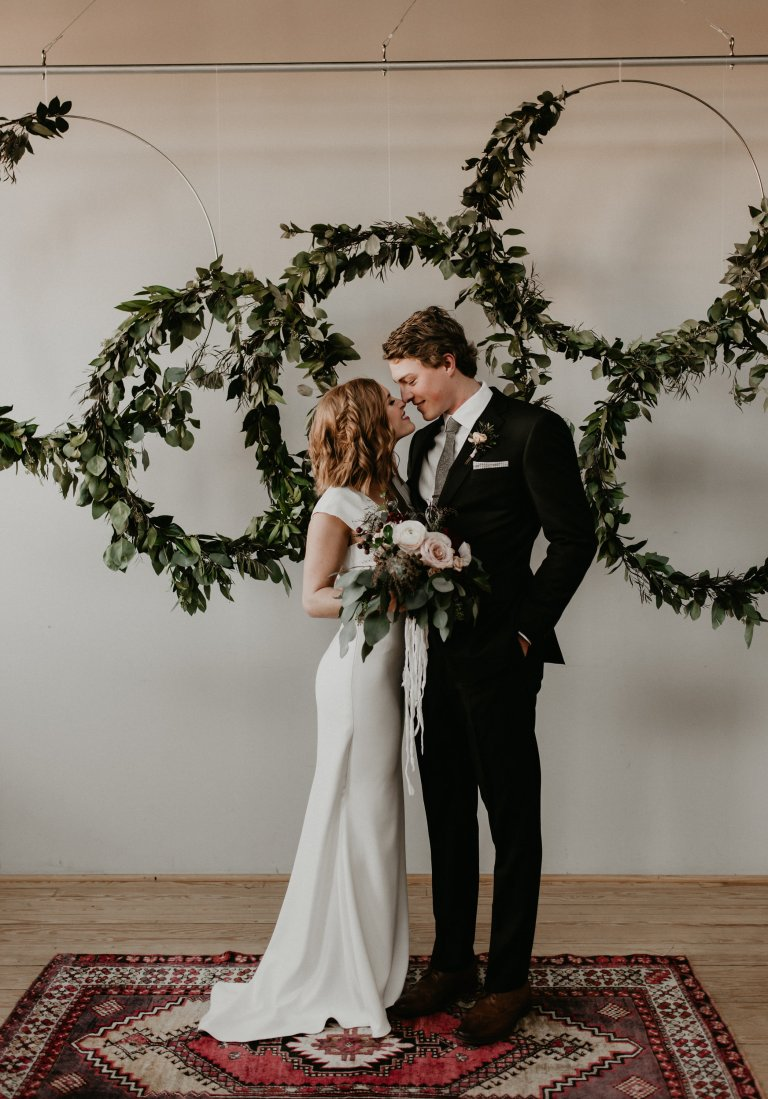 Holloway house, Modern Oklahoma Wedding | Holloway House & 21C Hotel in OKC