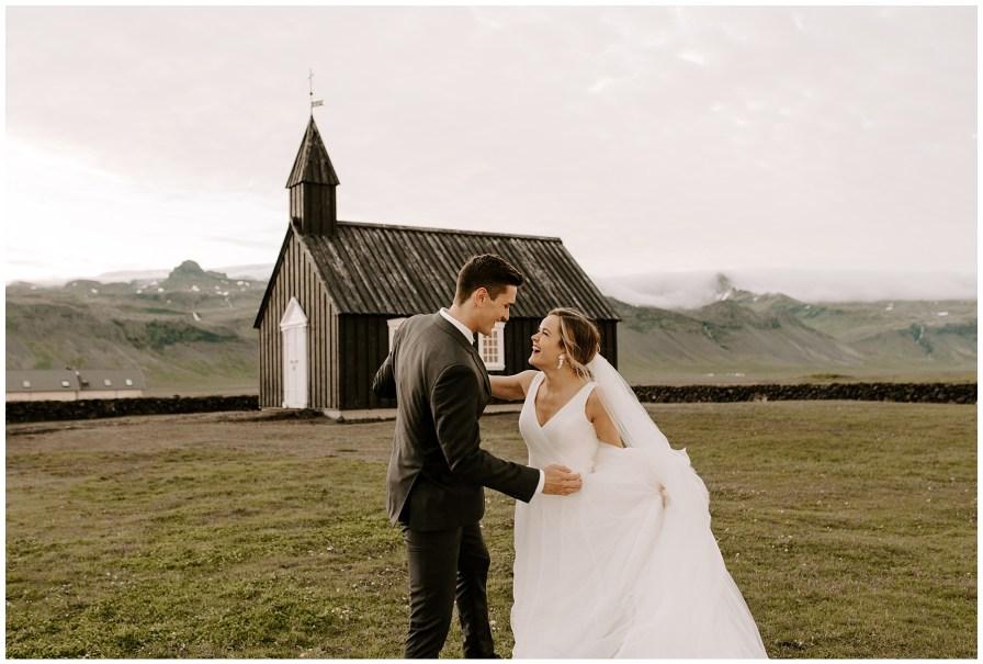 , Iceland Elopement