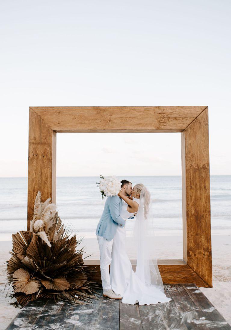 tulum mexico wedding, Tulum, Mexico Wedding | Kiona + Matt