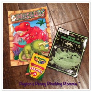 Perfect Gift Set for Dinosaur Lovers