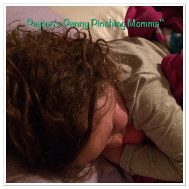Peyton from Peyton's Penny Pinching Momma