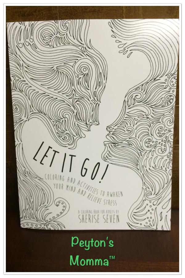 Let It Go By Sherise Seven