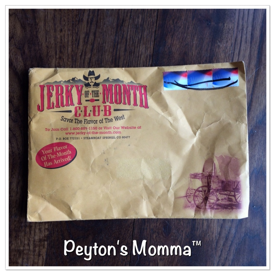 Jerky of the Month Club