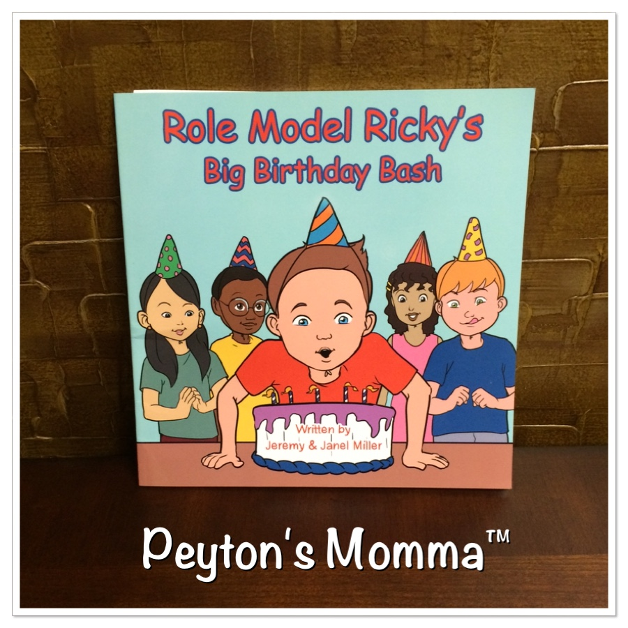 Role Model Ricky's Big Birthday Bash by Jeremey and Janel Miller