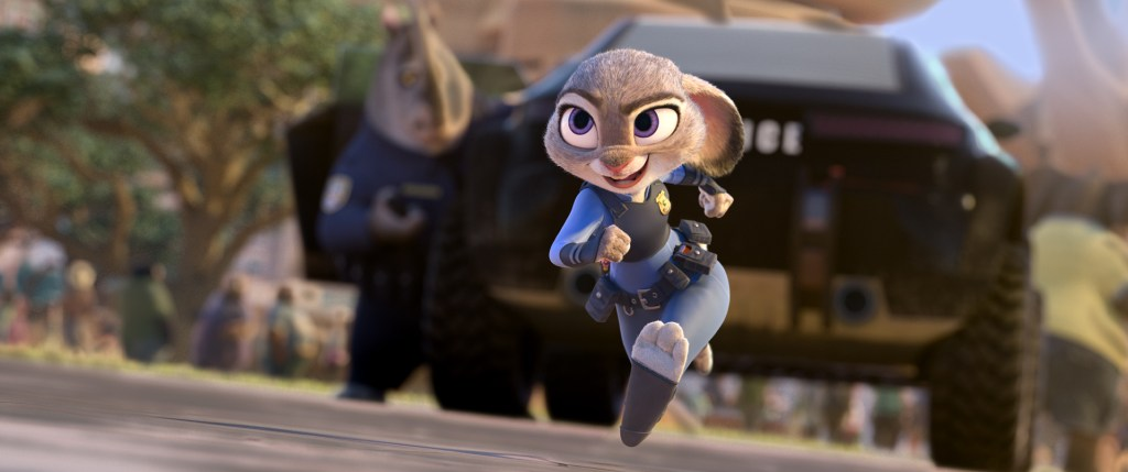 Zootopia - Office Judy Hops