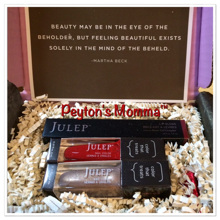 Julep February Classic with a Twist Box