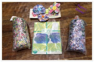 Wrappily Eco Friendly Basket Shred Embellishments Paper