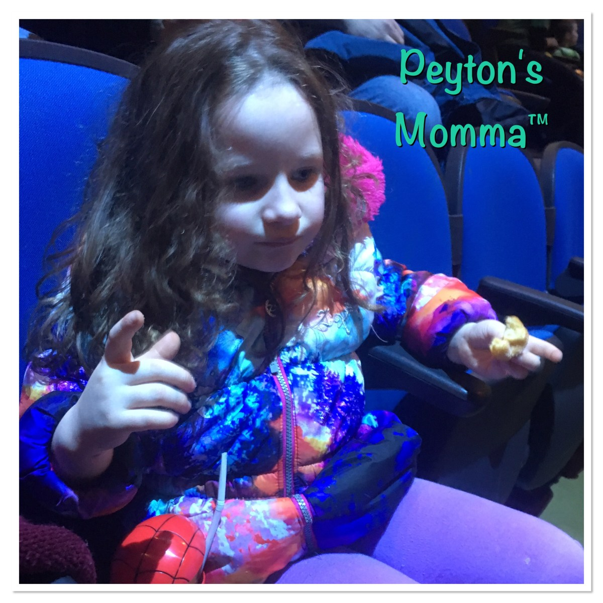 Peyton's Momma at Marvel Universe Live!
