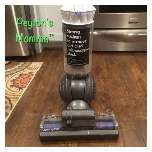 Get a Deep Clean with Dyson