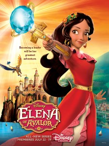 Elena of Avalor – First Day of Rule