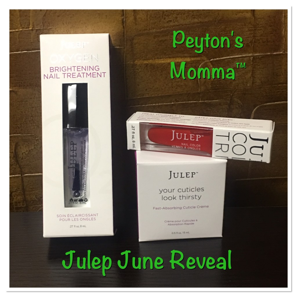 Julep June Reveal