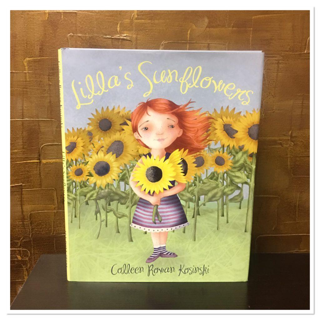 Lilla's Sunflowers by Colleen Rowan Kosinski
